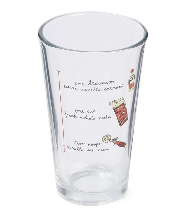 Milkshake Glass