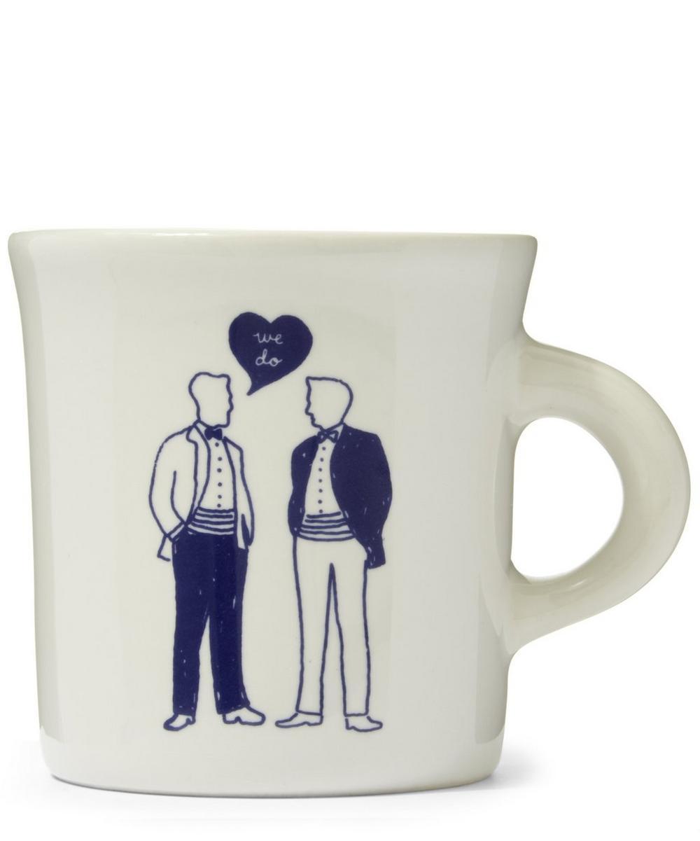 Men We Do Mug