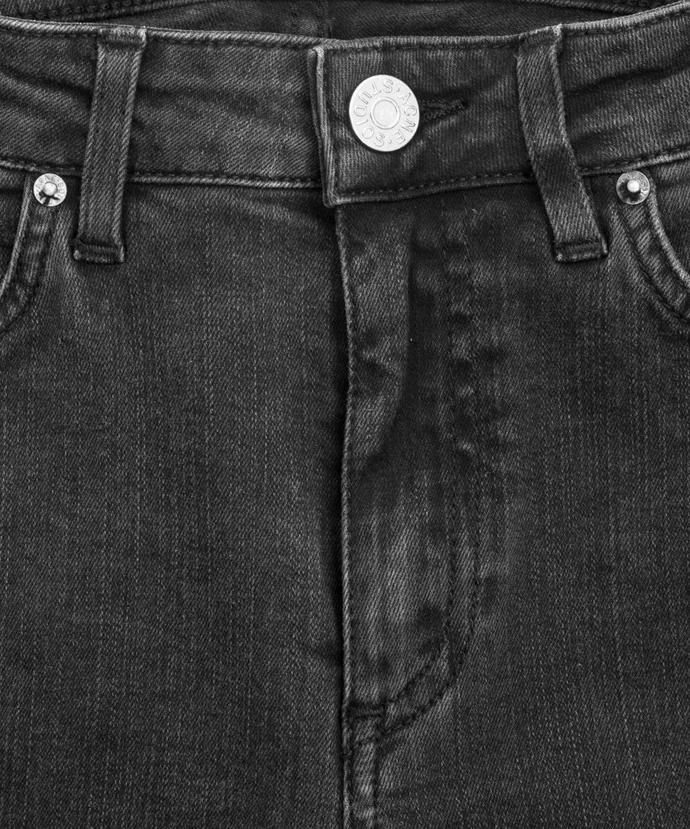 Skin 5 Super Skinny Faded Jeans