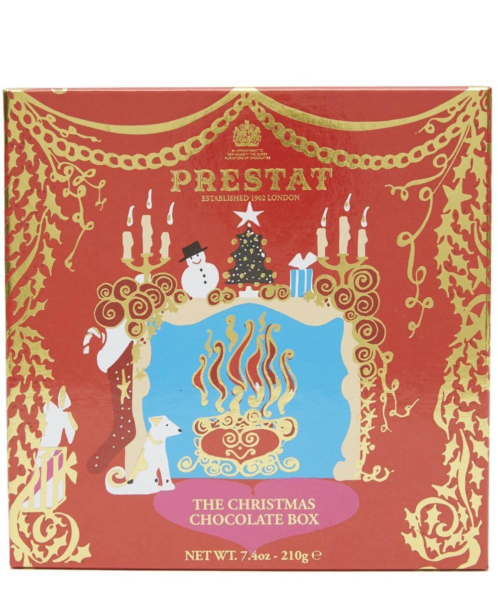 The Christmas Chocolate Box 210g
