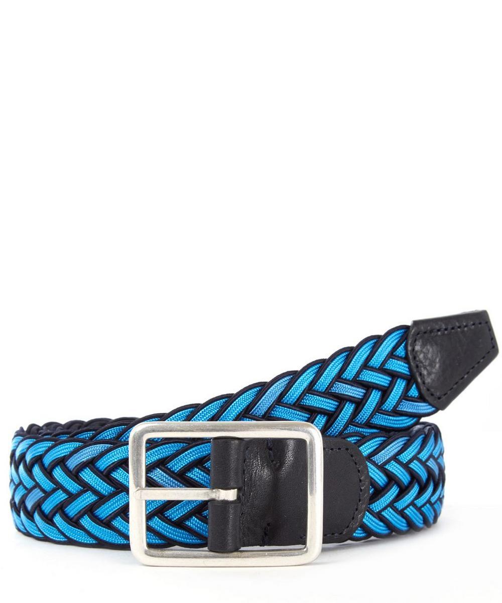 Reversible Woven Belt