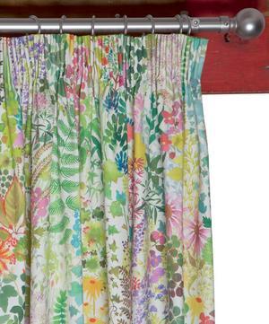 Fresco Citrus Ready Made Curtain Set 167cm x 137cm