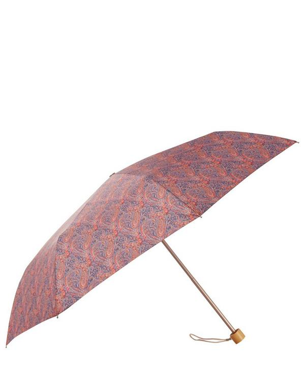 Felix and Isabelle Liberty Print Compact Umbrella