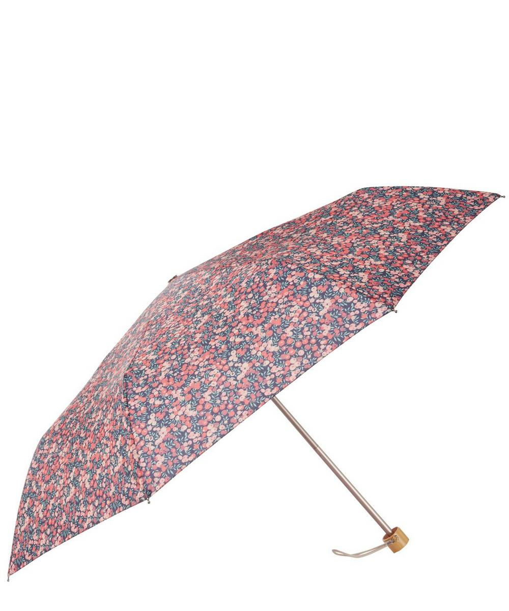 Wiltshire Liberty Print Compact Umbrella