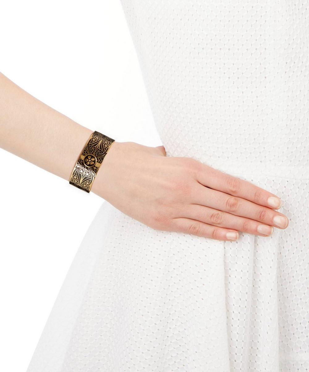 Ianthe Solid Cuff