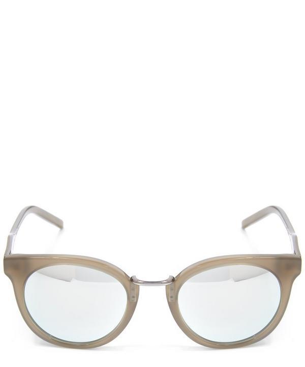 Quentin Metal Ridge Sunglasses