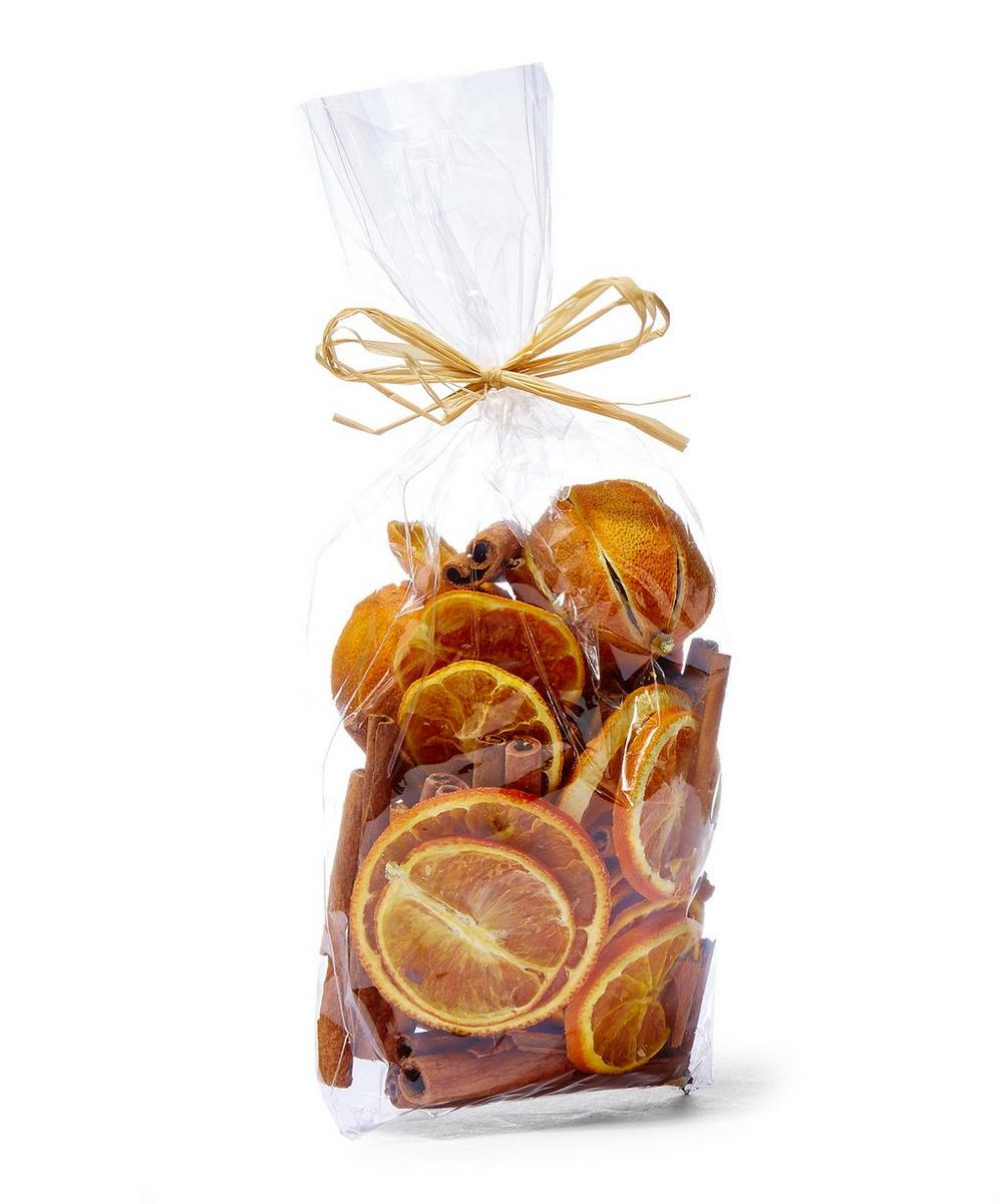 Orange and Cinnamon Potpourri Bag