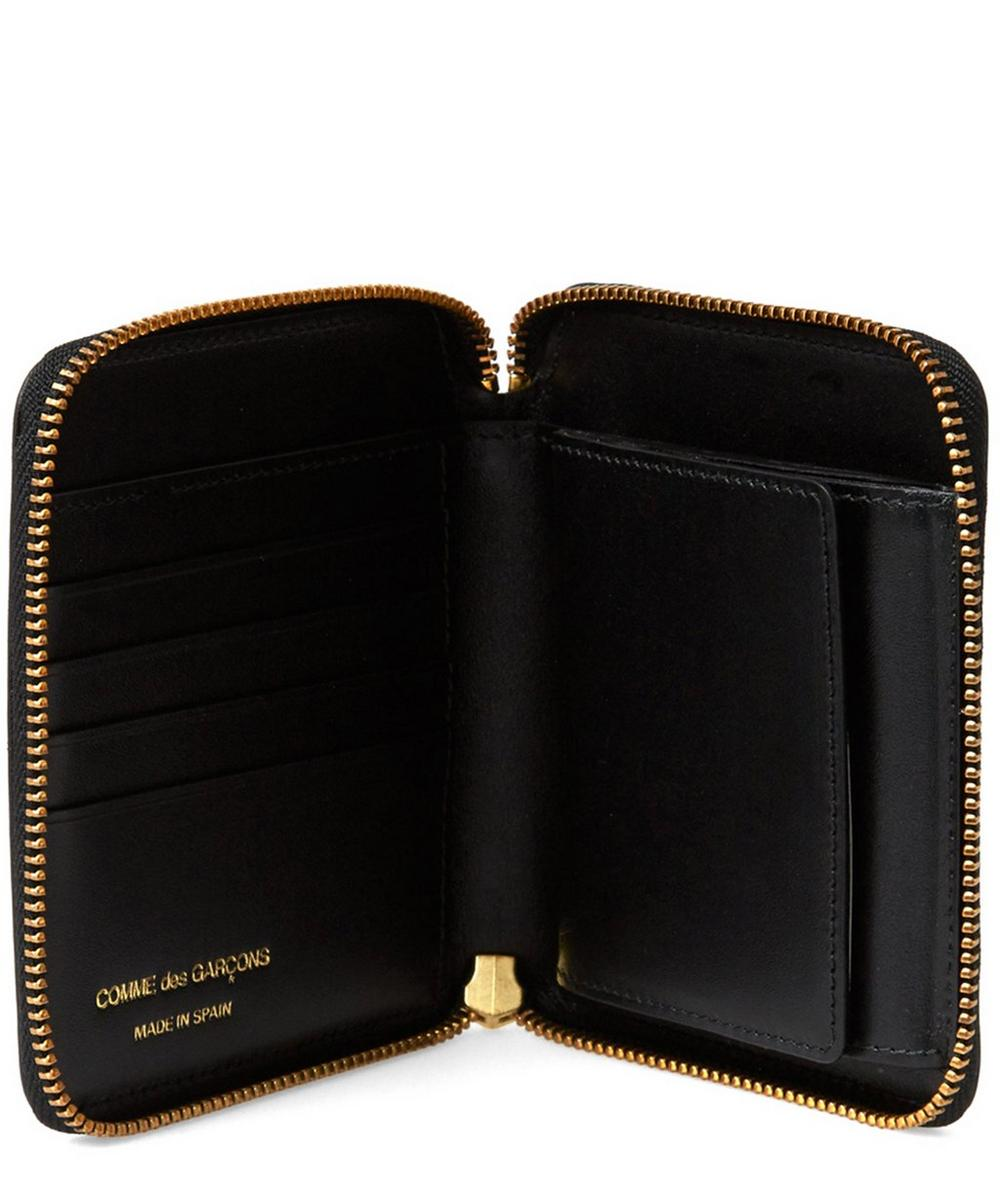 Classic Full Zip Leather Wallet