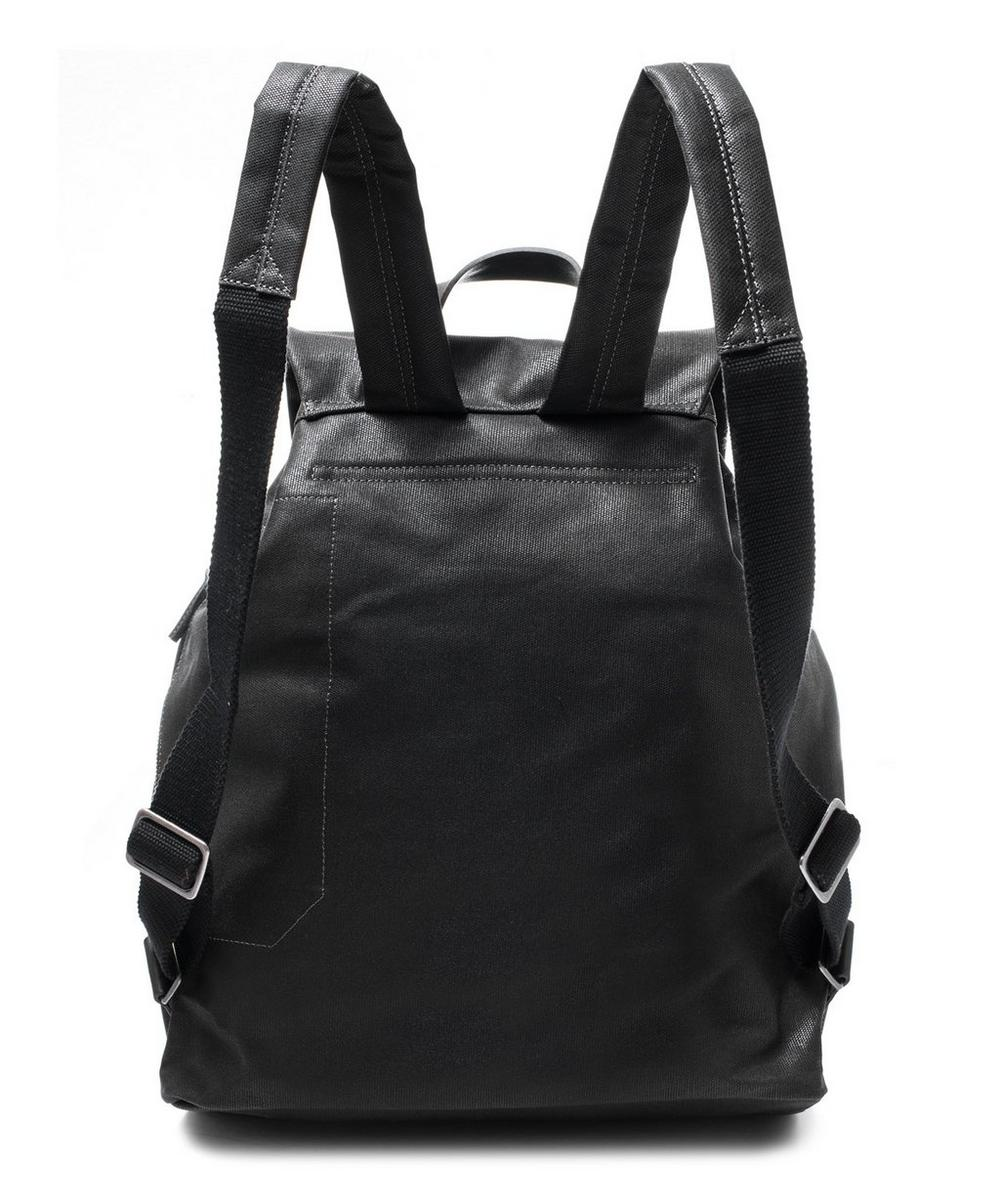 Kelvin Waxed Canvas Rucksack