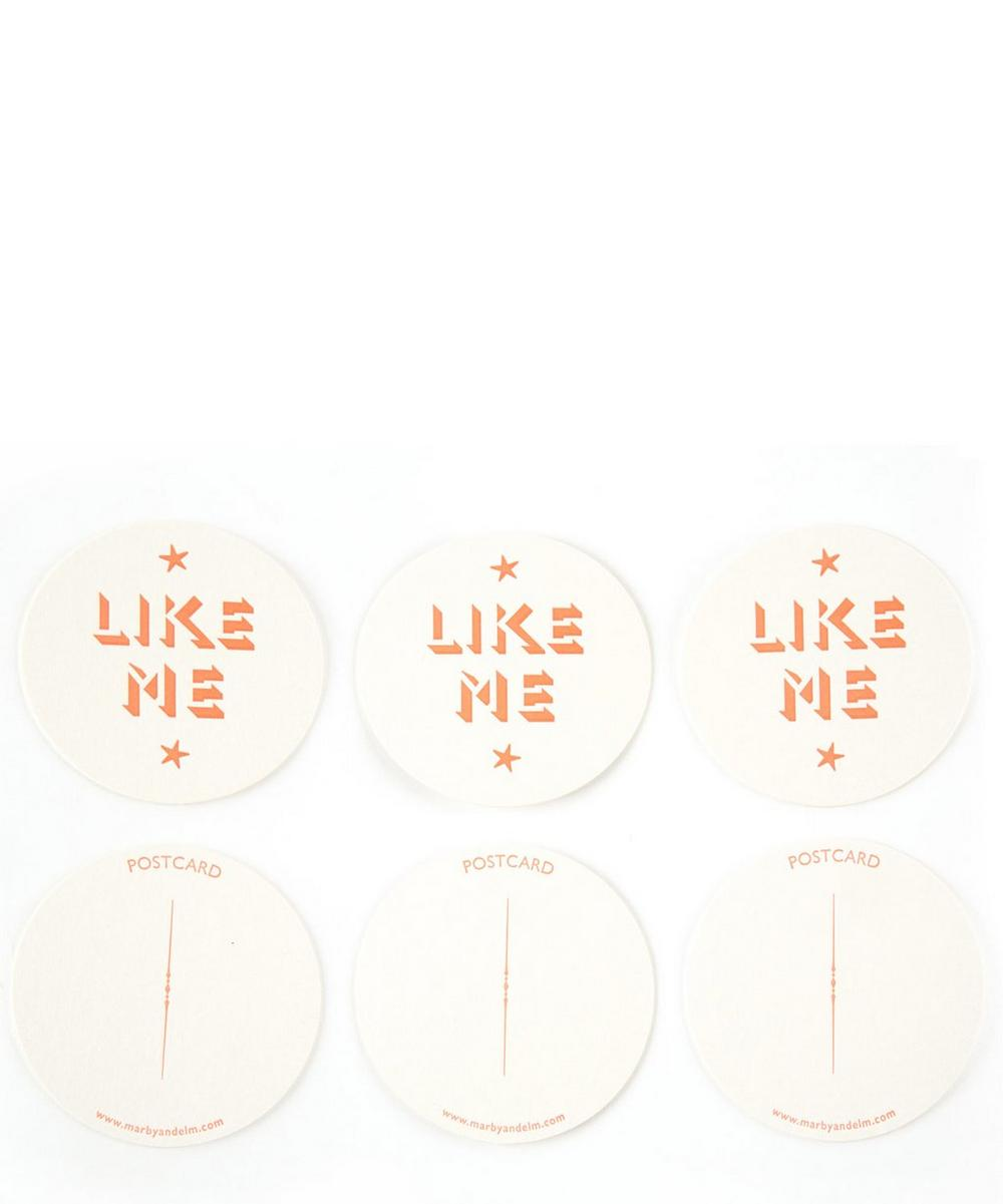 Like Me Coaster Set