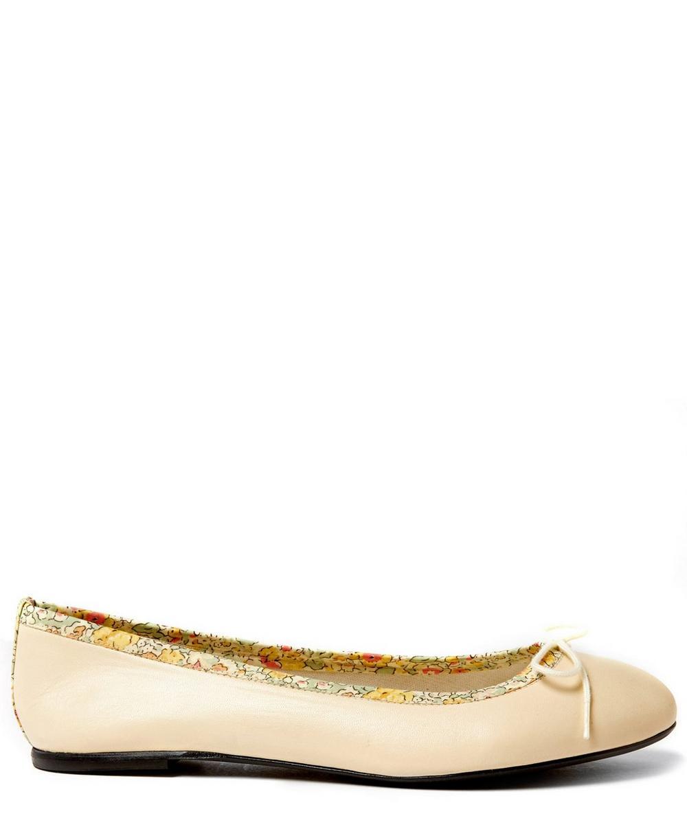 Classic Claire-Aude Trim Ballet Flats