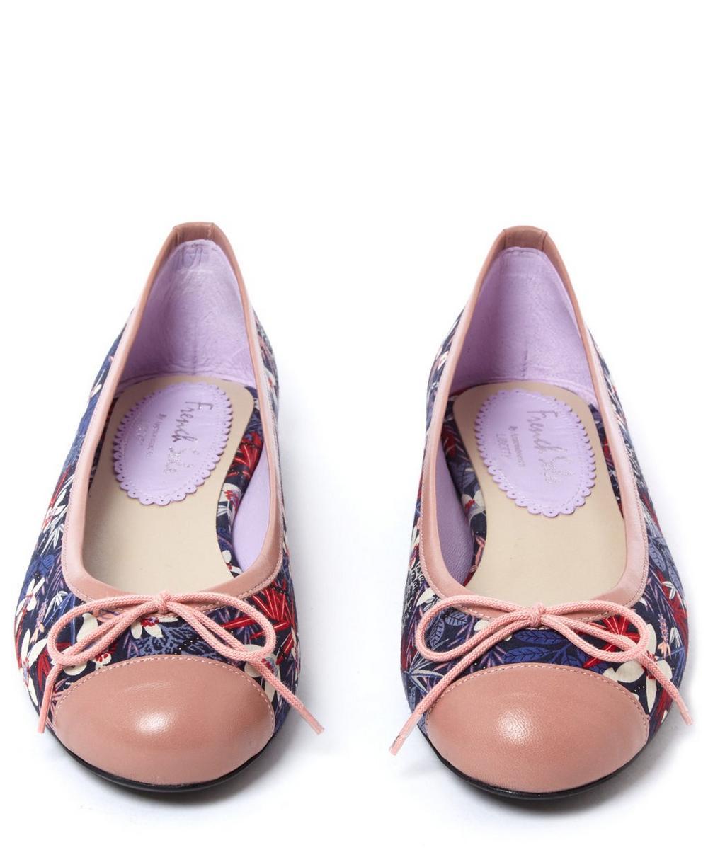 Henrietta Stanley Print Ballet Flats