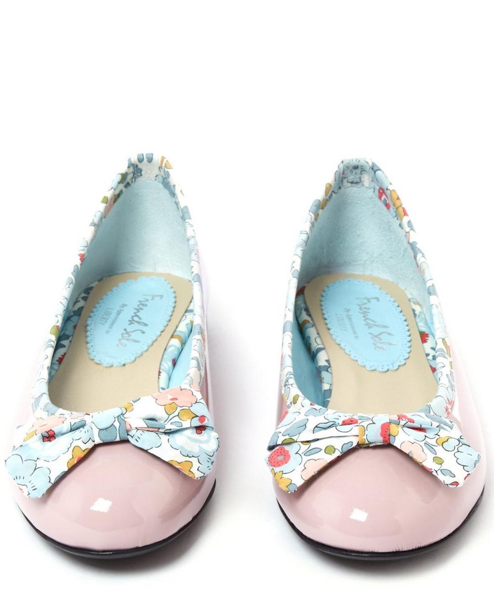 Henrietta Betsy Bow Ballet Flats