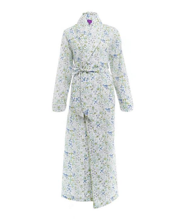 Theodora Cotton Long Robe