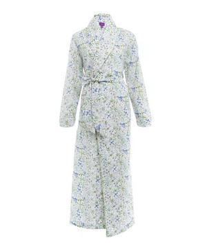 Theodora Cotton Long Robe