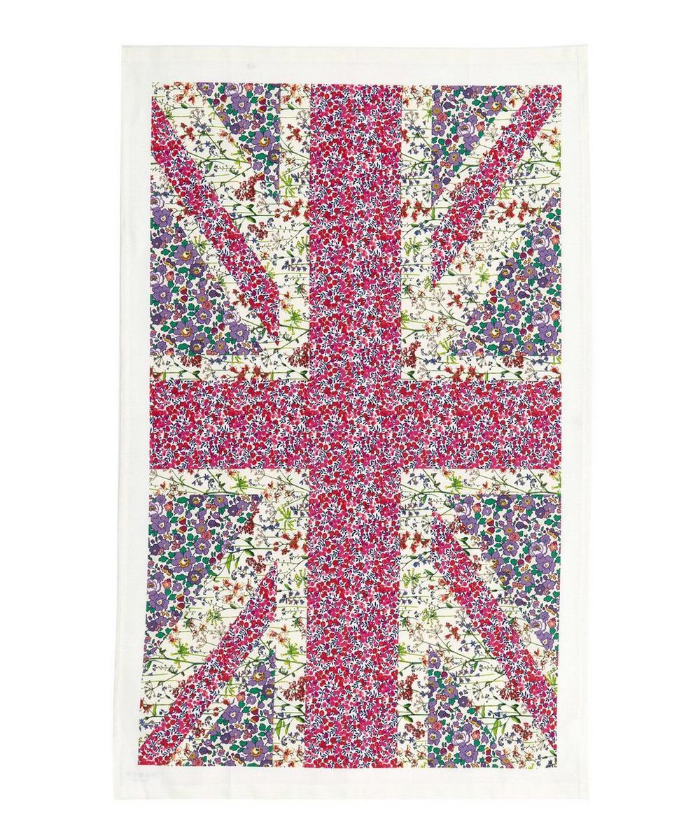 Union Jack Cotton Tea Towel