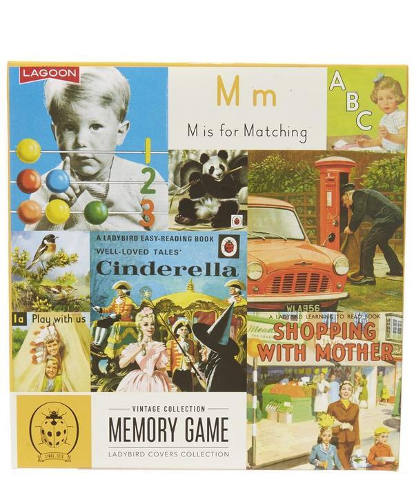 Ladybird Memory Game