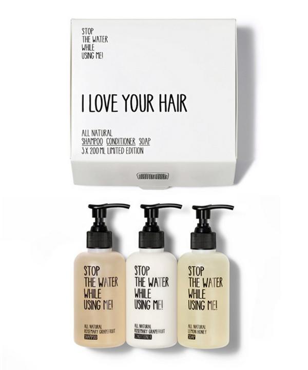 I Love Your Hair Kit 200ml x3