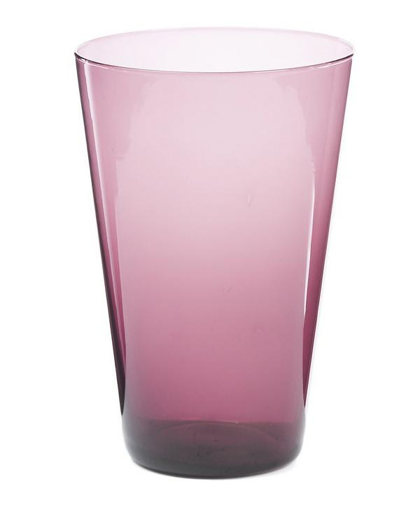 Eau Minerale Glass