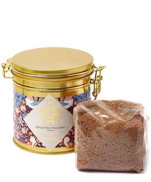 Cinnamon Spiced Hot Chocolate Flakes