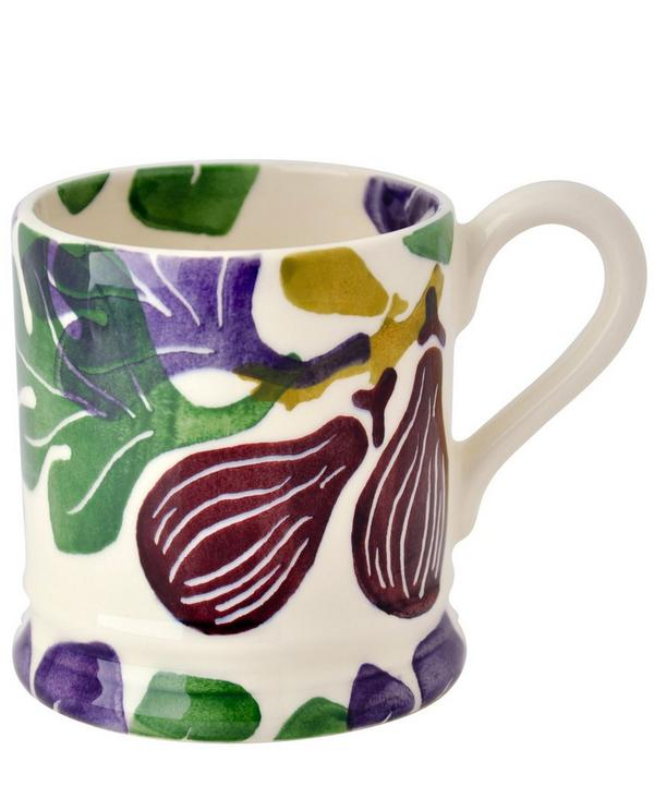 Figs Half Pint Earthenware Mug