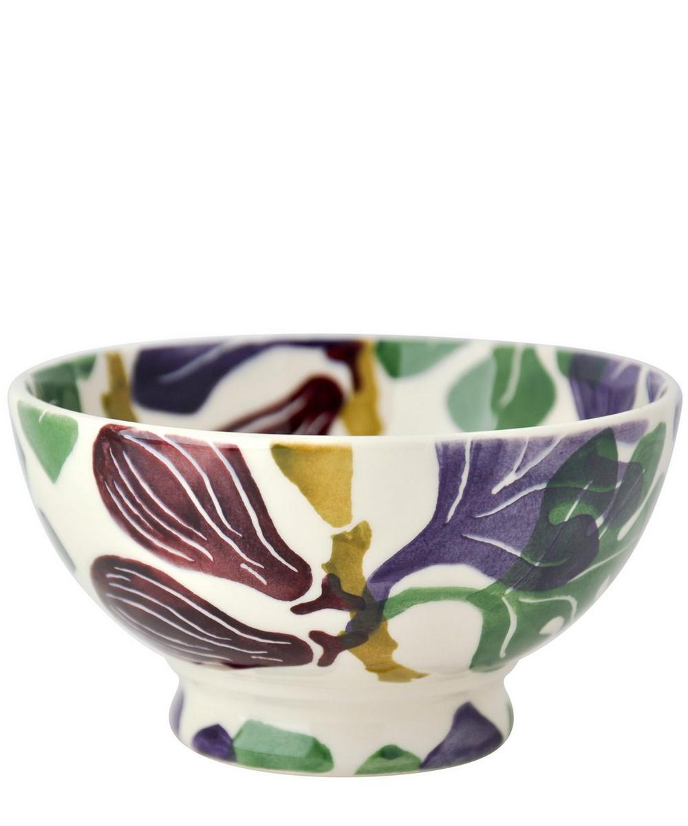 Figs Earthenware French Bowl