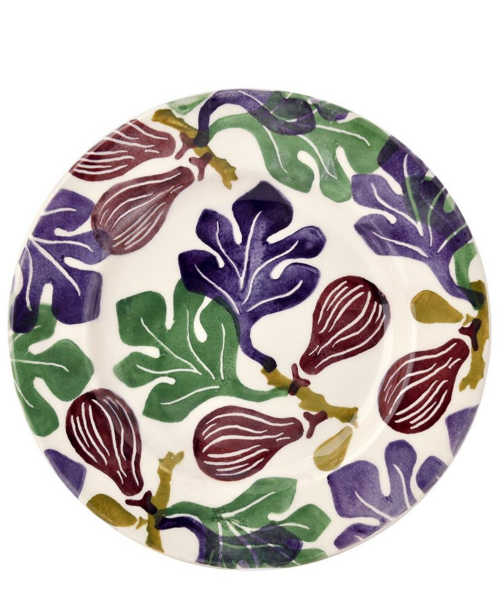 Figs Earthenware 8.5 Inch Plate