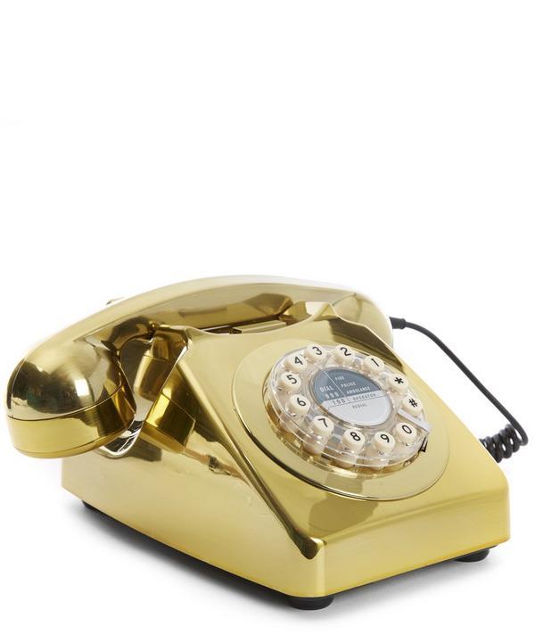 Brass 746 Phone