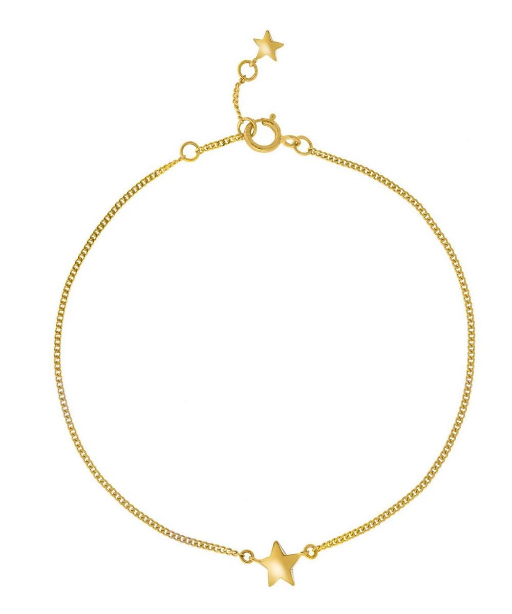 Gold Bijou Star Bracelet