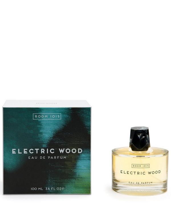 Electric Wood Eau De Parfum 100ml