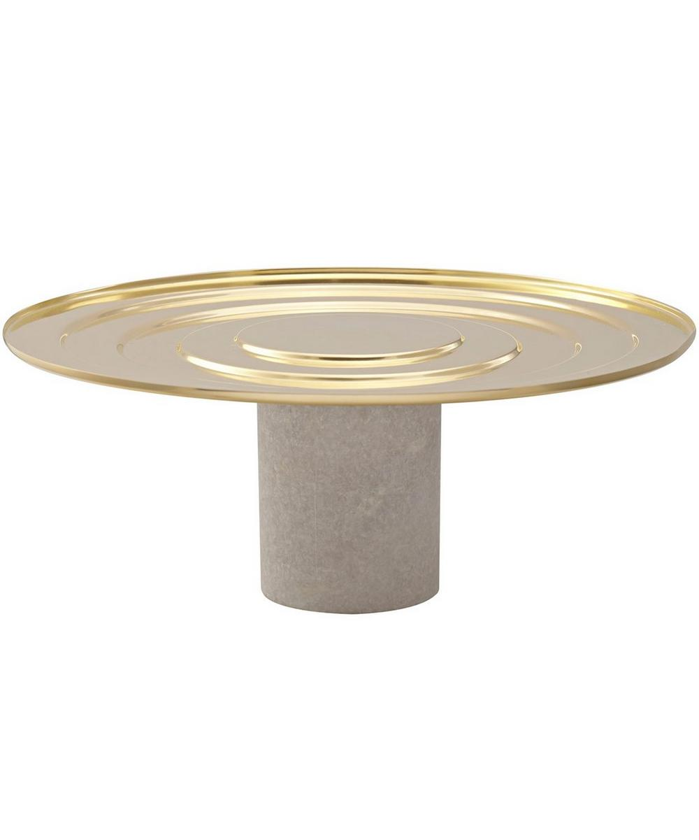 Marble Stone Cake Stand