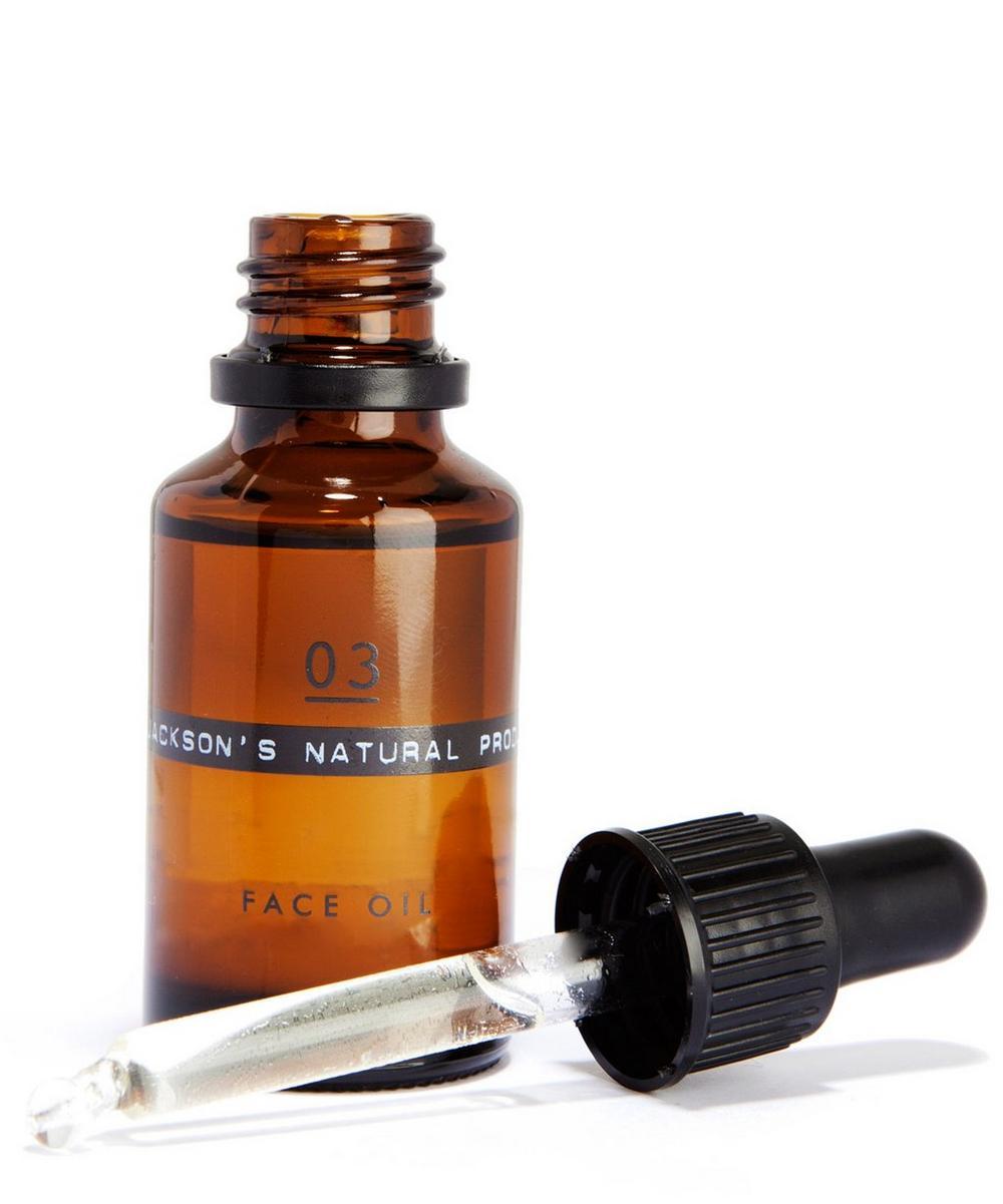 03 Face Oil 25ml