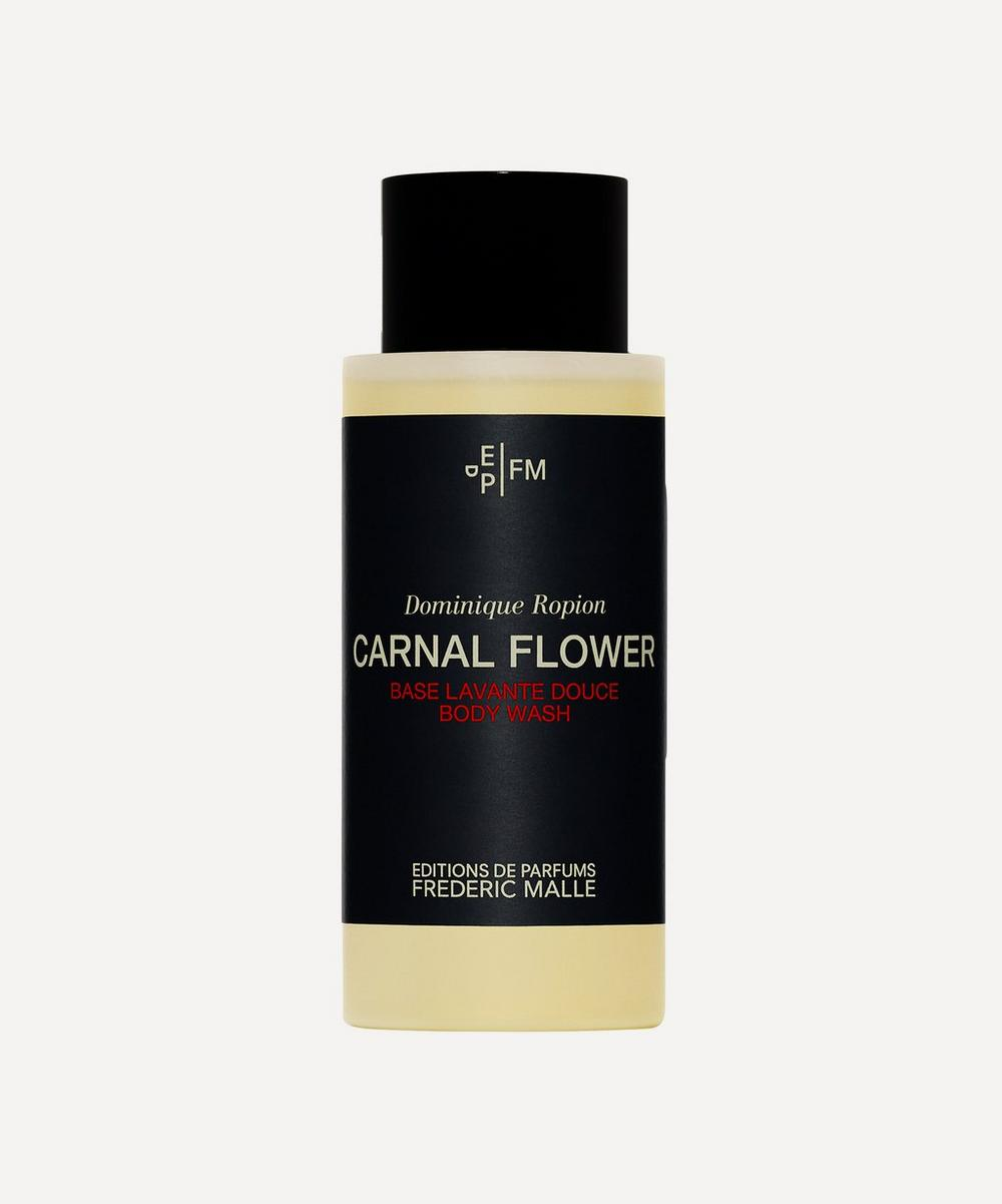 CARNAL FLOWER BODY WASH 200ML