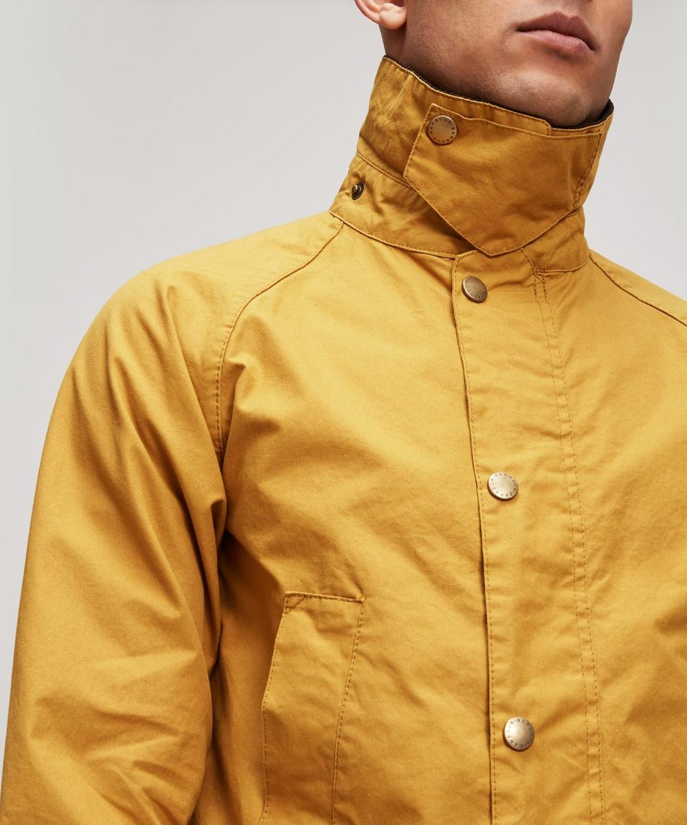 Washed Bedale Jacket