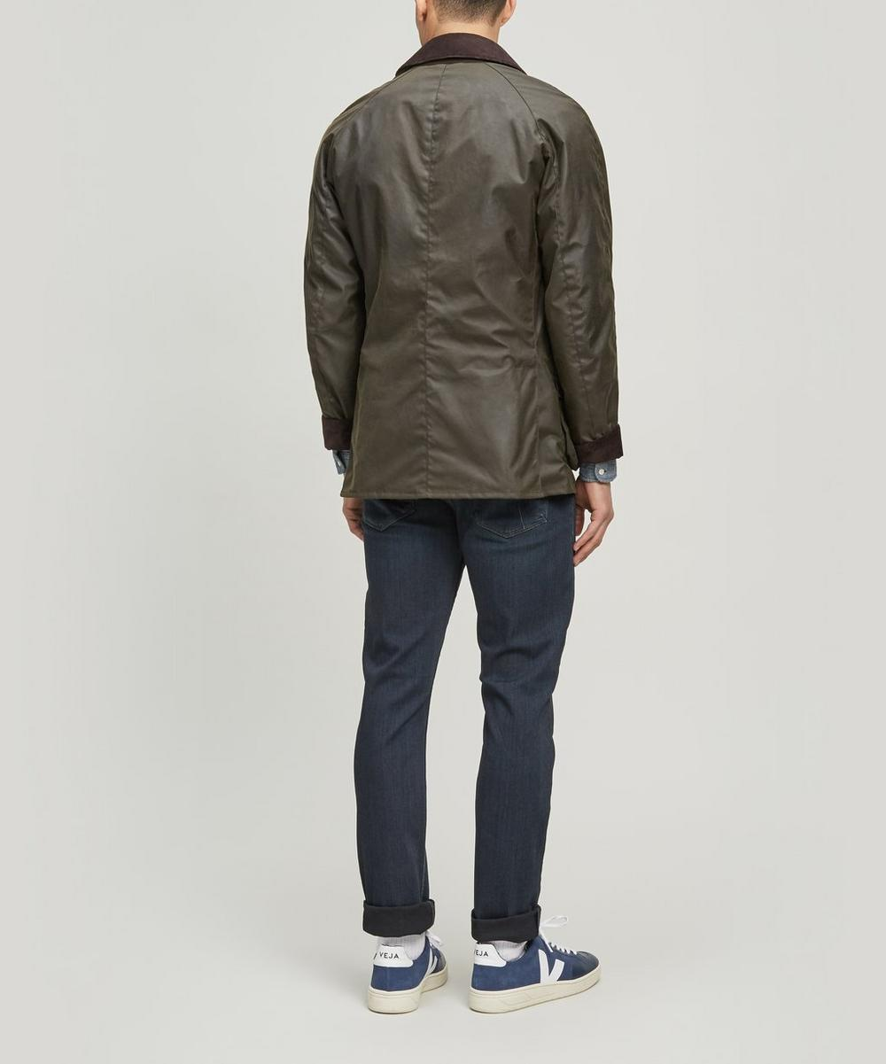 Ashby Wax Jacket