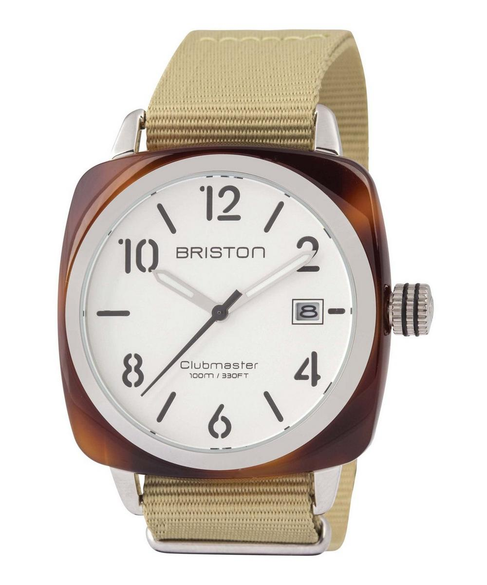 Acetate Clubmaster HMS Sunray Dial Watch