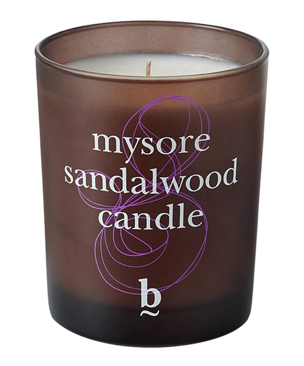 Mysore Sandalwood Scented Candle