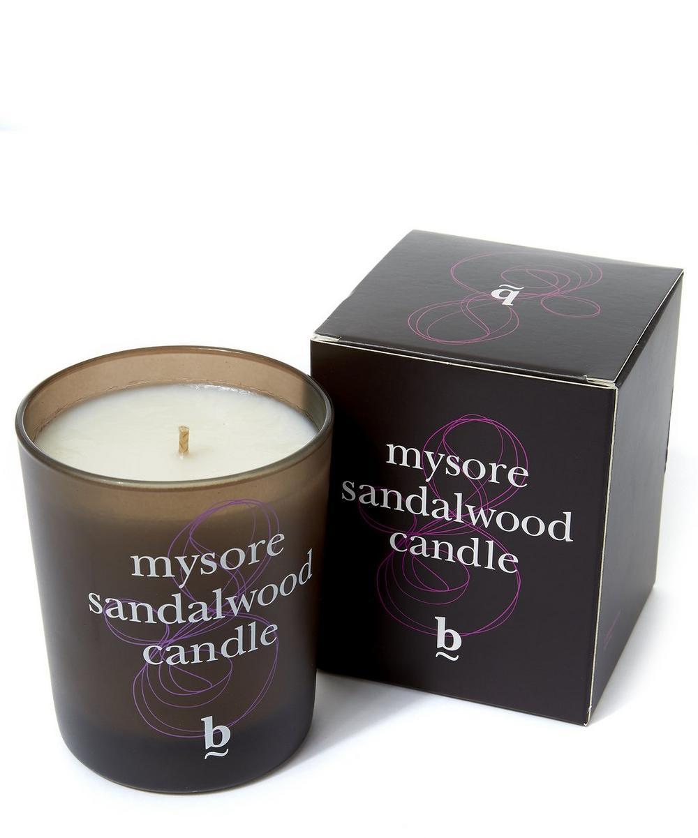 Mysore Sandalwood Scented Candle