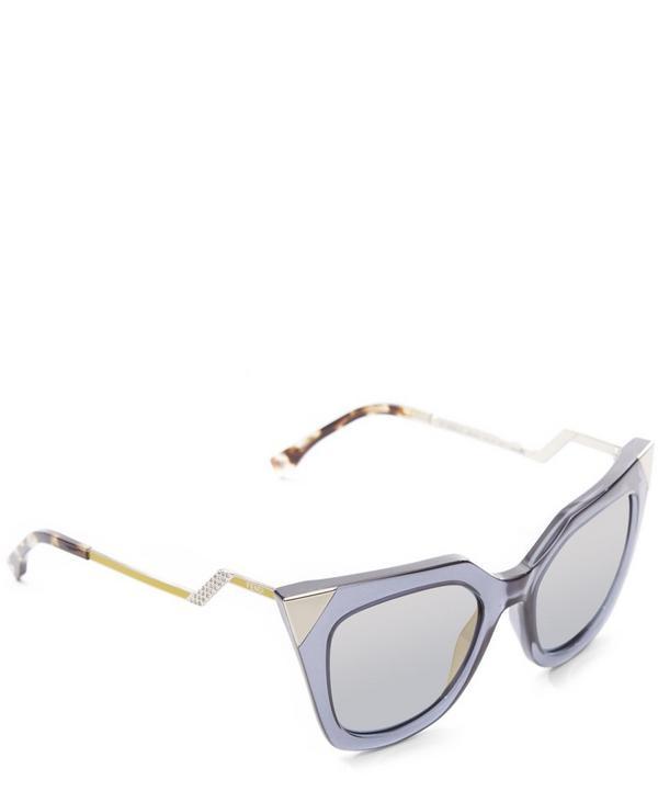 Iridia Metal Tip Sunglasses