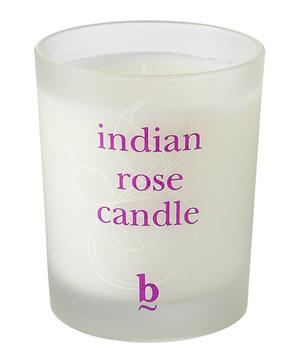 Indian Rose Scented Candle