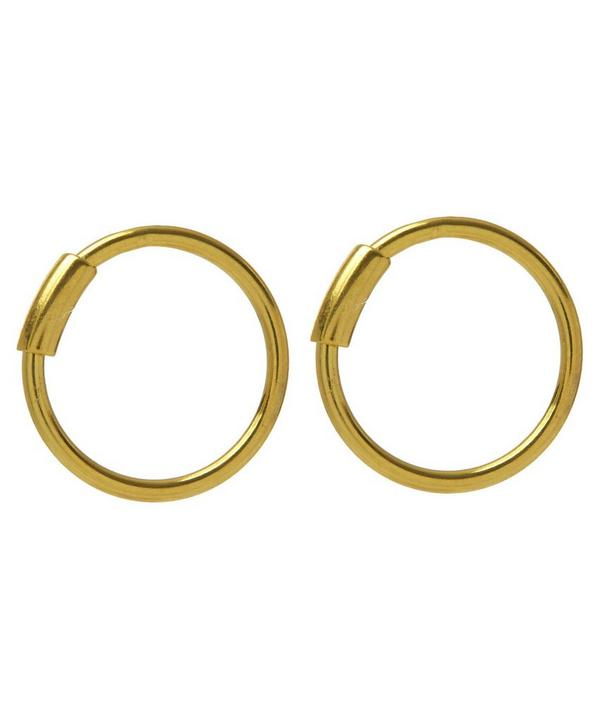 Extra Small Hoop Earrings