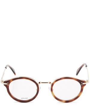 Joe Round Metal Glasses
