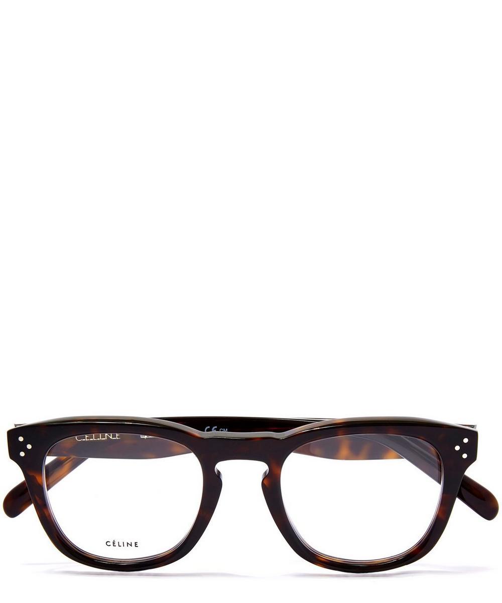 Havana Square Acetate Glasses