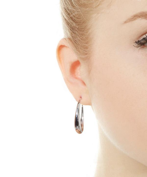 Signature Scoop Hoop Earrings