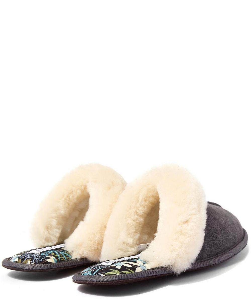 Stanley Sheepskin Slippers