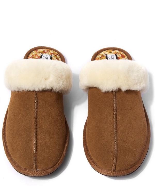 Mitsi Sheepskin Slippers