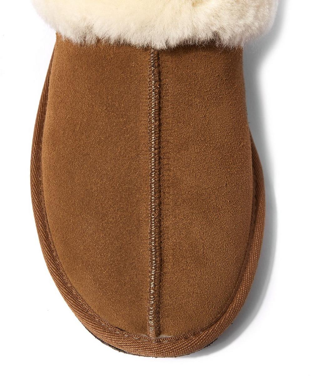 Mitsi Sheepskin Slippers