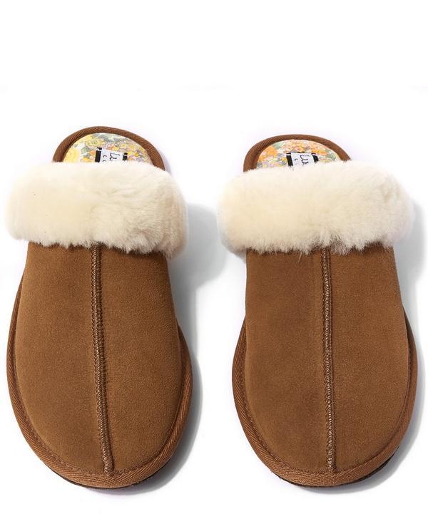 Elysian Sheepskin Slippers