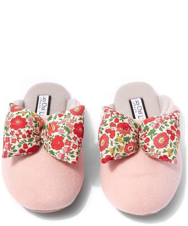 Pink Danjo Big Blow Slippers