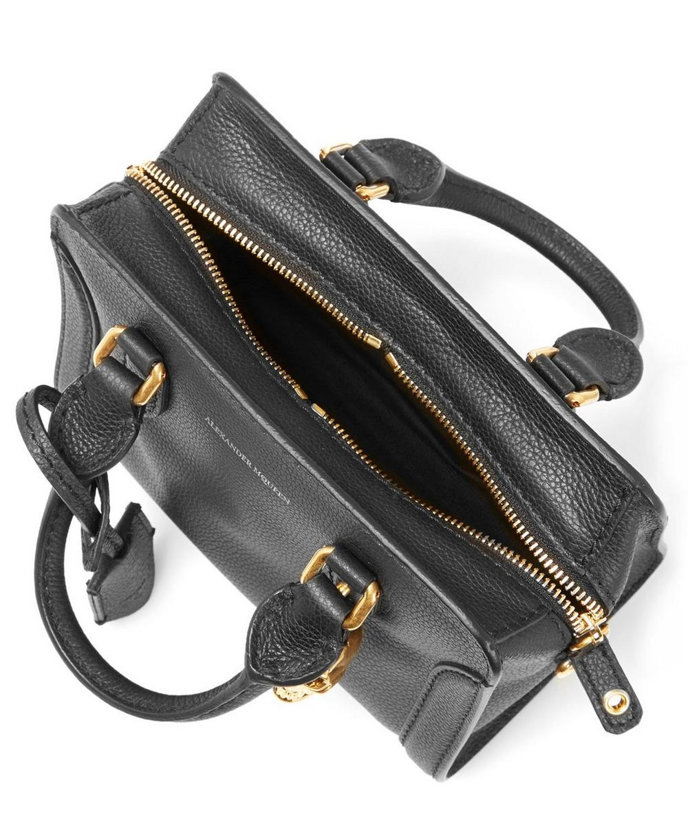 Mini Padlock Zip Around Cross Body Bag